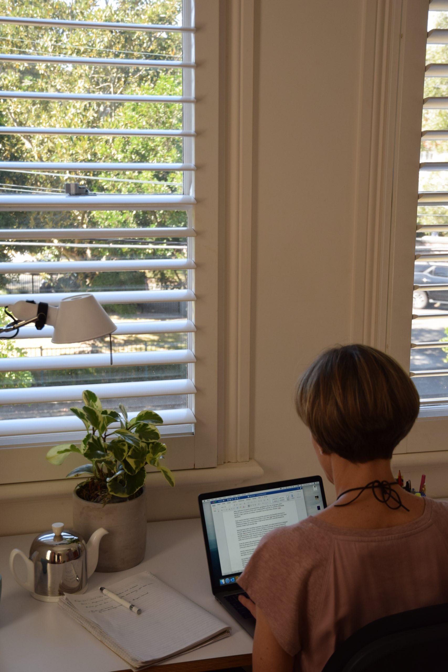 Freelance copywriter Sydney, Belinda Findlay