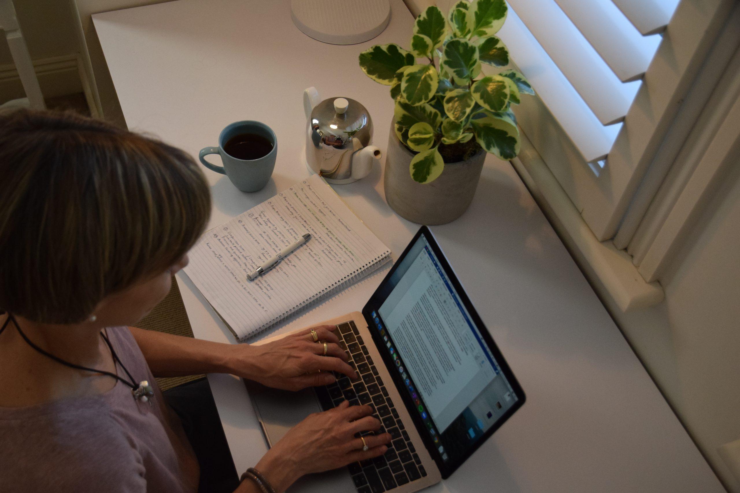 Copy editing services, Belinda Findlay